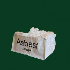 Lille bigbag til eternit og asbestholdig eternit